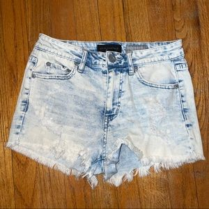 Aeropostale high waisted shortie